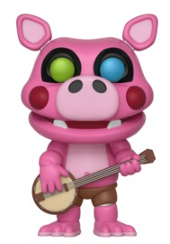 Five Nights at Freddy's: Pizza Simulator - Pig Patch Pop! Vinyl Figure