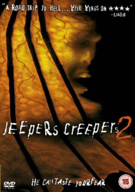 Jeepers Creepers 2 on DVD