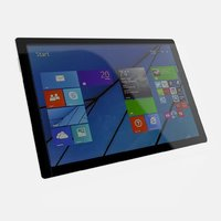 Brydge Flexible Tempered Glass Screen Protector for Surface Pro