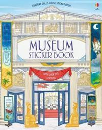 Museum Sticker Book by Struan Reid