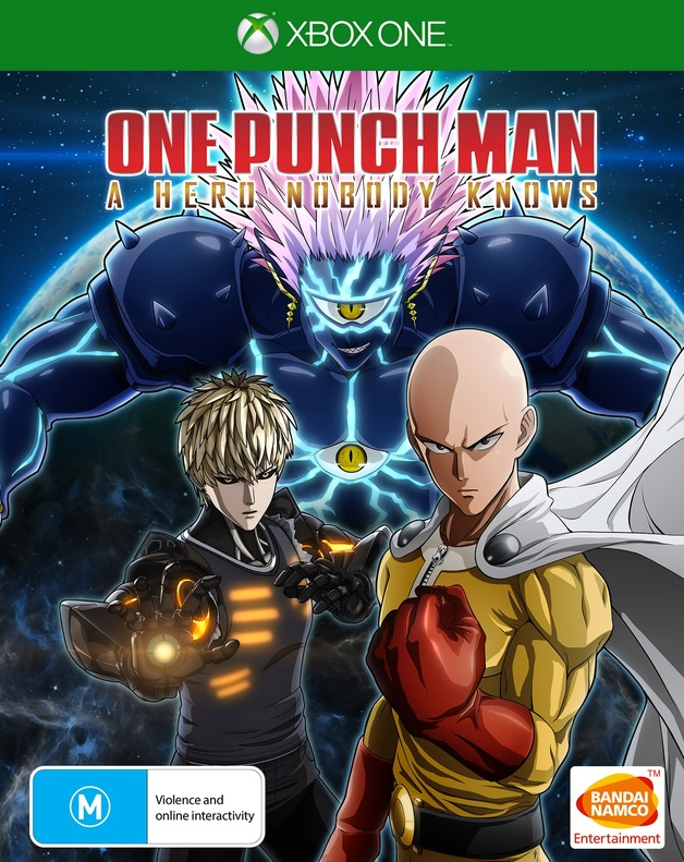 One Punch Man: A Hero Nobody Knows for Xbox One