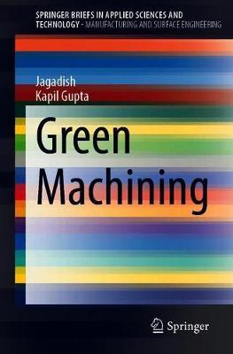 Abrasive Water Jet Machining of Engineering Materials by Jagadish