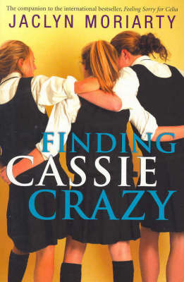Finding Cassy Crazy by Jaclyn Moriarty image