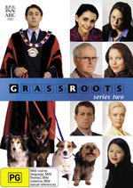 Grass Roots - Series 2 (3 Disc Set) on DVD