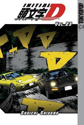 Initial D: v. 23 by Shuichi Shigeno image