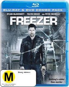 Freezer on DVD, Blu-ray