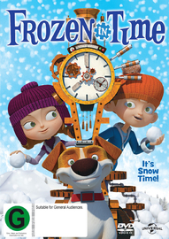Frozen In Time on DVD