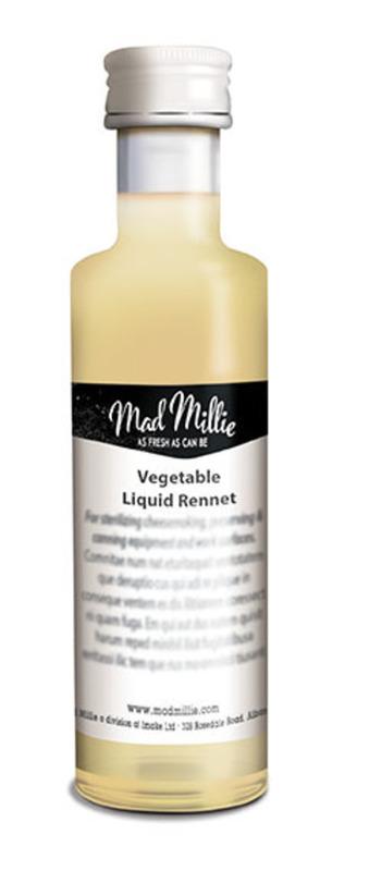 Mad Millie: Vegetarian Rennet (50ml)