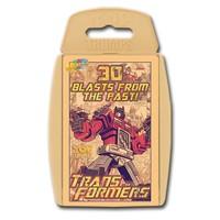 Top Trumps - Transformers