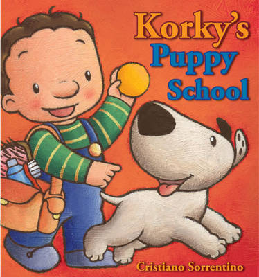 Korky's Puppy School by Olivia Ford image