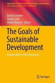 The Goals of Sustainable Development image