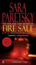 Fire Sale by Sara Paretsky