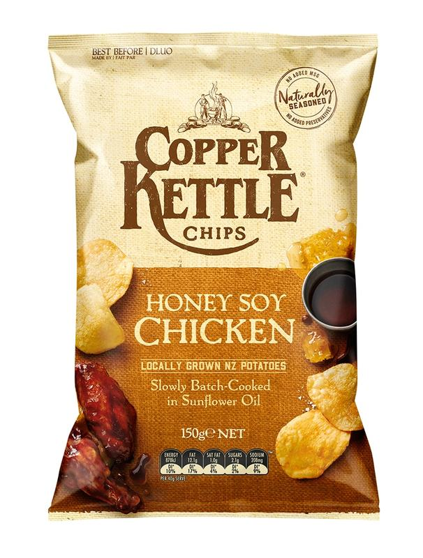 Copper Kettle - Honey Soy Chicken (150g)