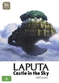 Laputa: Castle In The Sky - 30th Anniversary (Limited Edition) on DVD, Blu-ray