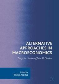 Alternative Approaches in Macroeconomics