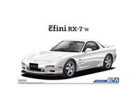 Aoshima: 1/24 Mazda FD3S RX-7 1996 Model Kit