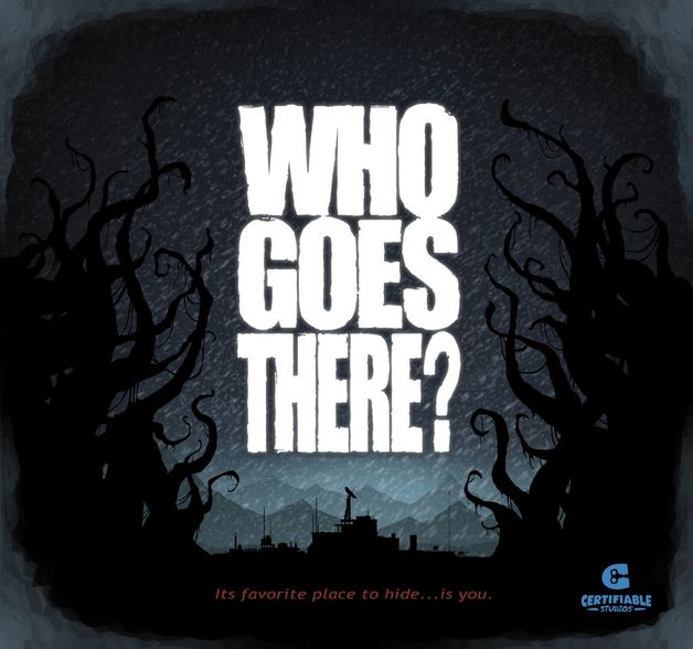 Who Goes There? - The Game of Paranoia