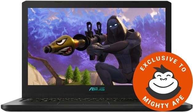 "ASUS X570 15.6"" Gaming Laptop | Intel Core i5 | NVIDIA GTX 1050 | 8GB RAM + 1TB HDD"