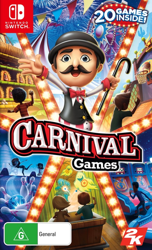 Carnival Games for Switch