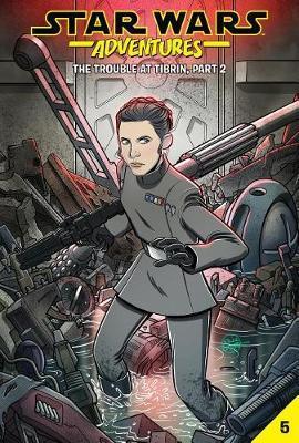 Star Wars Adventures 5 by Landry Q Walker