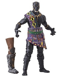 "Marvel Legends: Black Panther (T'Chaka) - 6"" Action Figure"