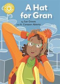 Reading Champion: A Hat for Gran by Sue Graves image