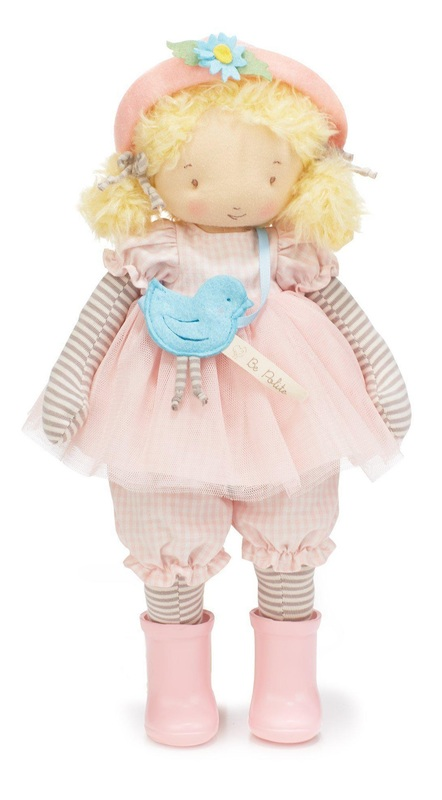 "Bunnies By The Bay: Elsie Girl - 15"" Friend Doll"