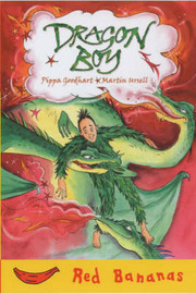 Dragon Boy by Pippa Goodhart image