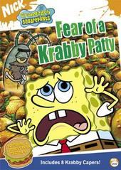 Spongebob Squarepants: Fear of Krabby Patty on DVD