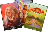 The Psychic Tarot Oracle Deck by John Holland image