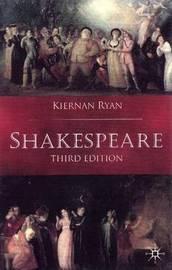 Shakespeare by Kiernan Ryan image
