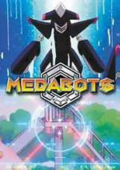 Medabots Vol 1 on DVD
