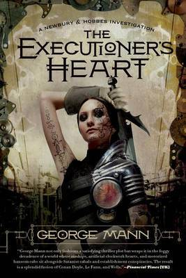 The Executioner's Heart by George Mann image