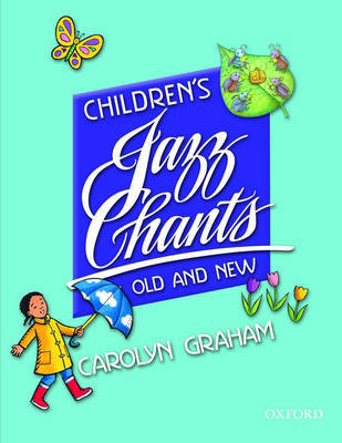 Childrens Jazz Chants Old and New Students Book