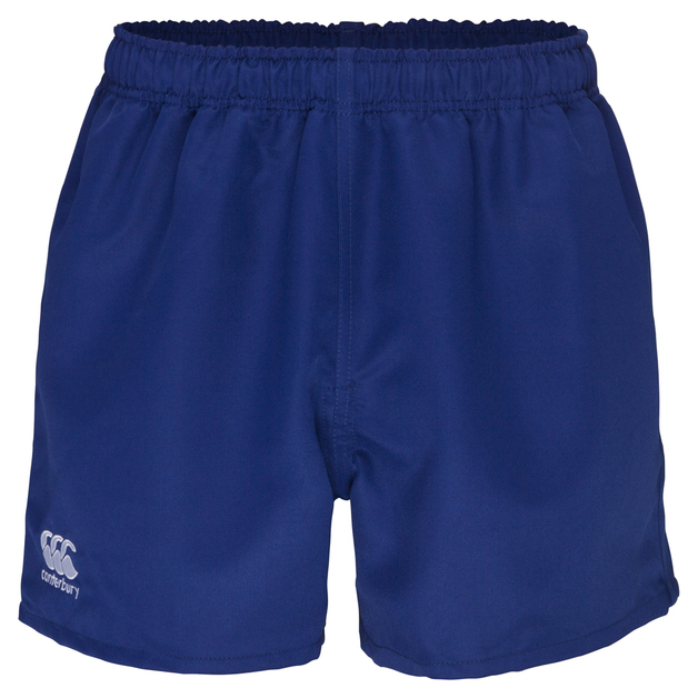 Professional Polyester Short - Royal (3XL)