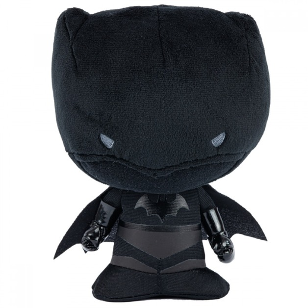 DC Comics DZNR Chibi Batman Plush - Blackout (25cm)
