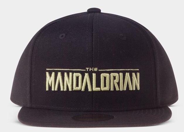 Star Wars: The Mandalorian - Snapback Cap