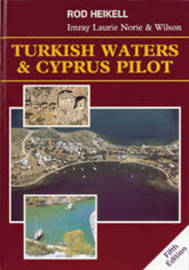 Turkish Waters and Cyprus Pilot by Rod Heikell image
