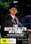 The Inspector Alleyn Mysteries - The Complete 1st Series (3 Disc Set) on DVD