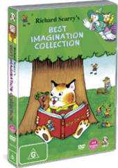 Richard Scarry's Best Imagination Collection Volume 2 on DVD