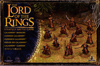 The Lord of the Rings Galadhrim Warriors