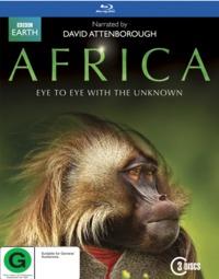Africa on Blu-ray