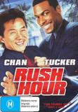 Rush Hour on DVD