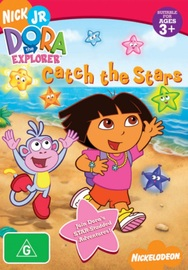 Dora The Explorer - Catch The Stars on DVD