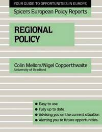 Regional Policy by Nigel Copperthwaite