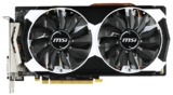 MSI R9 380 2GD5T OC 2GB Graphics Card