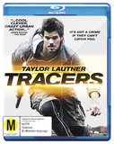 Tracers on Blu-ray
