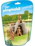Playmobil: Zoo Theme - Meerkats Family (6655)