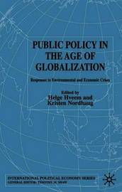 Public Policy in the Age of Globalization