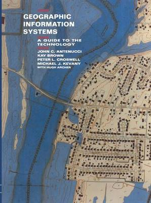 Geographic Information Systems by John C. Antenucci image
